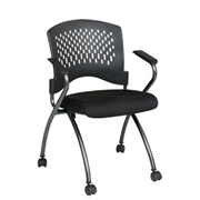 Proline 84330 Deluxe 2 Pack Folding Office Chair