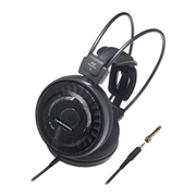 Audio-Technica ATH AD700X - Headphones - full size - wired - 3.5 mm jack