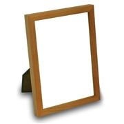 Pictureframes com Wood Tabletop Frame 5WTA Light Cherry  Picture