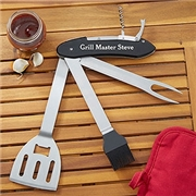 PersonalizationMall Grill   Chill Personalized BBQ Multi-Tool