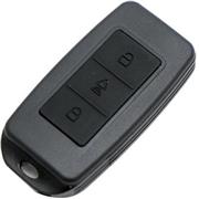 Lawmate Car Remote Keychain Voice Recorder w/ Voice Activation