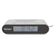 Lawmate Digital Clock Hidden Camera w/ Night Vision   WiFi Remote Viewing