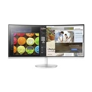 Samsung C34F791WQN Curved Widescreen Monitor
