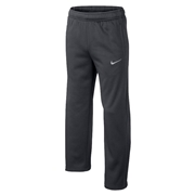 Nike KO 2.0 Fleece Youth Training Pants; Black/Anthracite; Small