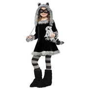 HOLIDAY TIMES UNLIMITED Kids Sweet Raccoon Costume by Spirit Halloween