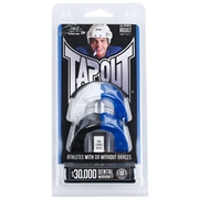 Tapout Mouth Guard - Youth Protective Gear; Black/Vegas Gold   Vegas Gold