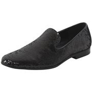 Giorgio Brutini Men s Covert Sequined Smoking Slipper Loafers Shoes 9.5 D M US
