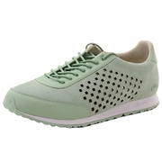 Lacoste Women s Helaine Runner 216 Fashion Leather Sneakers Shoes 10 B M US