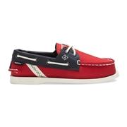 Sperry Kids Authentic Original BIONIC Boat Shoe DarkRed, Size 3M