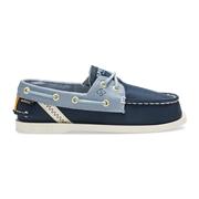 Sperry Kids Authentic Original BIONIC Boat Shoe Blue, Size 4.5M