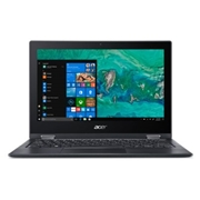 Acer Spin 1 11.6 Touch Intel Celeron 4GB Memory 64GB Flash Storage Office 365 Personal Included Windows 10 S Convertible Laptop Computer - Black, .