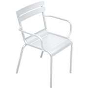 Fermob Luxembourg Kid Armchair - Storm Gray