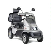 Afikim Electric Vehicles Afiscooter S 4-Wheel