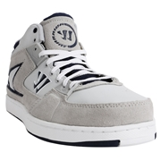 Warrior Hound Dog 2.0 Adult Shoes - Grey/Blue; 11.5