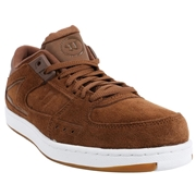 Warrior Low Dog Adult Shoes - Brown; 7.5
