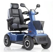 Afikim Electric Vehicles Afiscooter C 4-Wheel