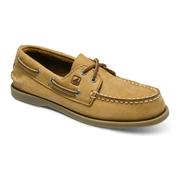 Sperry Kids Authentic Original Boat Shoe Sahara, Size 11M