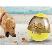 jClub com Tail Toys Pet IQ Interactive Slow Feeder   Treat Dispenser