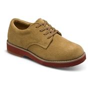 Sperry Kids Tevin Dress Shoe Camel, Size 11W
