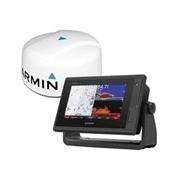 Garmin GPSMAP942XS w/GMR18HD Radar Bundle 9-inch Touchscreen Chartplot