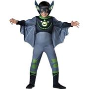 Kids Green Bat Costume Deluxe - Wild Kratts by Spirit Halloween