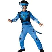 Kids Blue Cheetah Costume Deluxe - Wild Kratts by Spirit Halloween