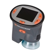 Celestron 44310 Portable LCD Digital Microscope Clam Shell