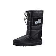 Love Moschino Womens Techno Fabric Boots Shoes 5-6 B M US/35-36 M EU