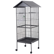 Costway 61 Large Bird Cage Play Top Pet Supply