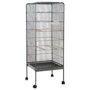 Costway 58 Flattop Large Bird Cage Pet Supply