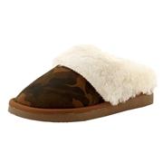 Firebugs Girls Kris Fashion Light Up Fur Lined Slippers Shoes - Multi - 3 Little Kid