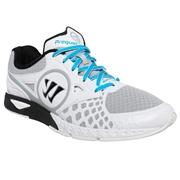 Warrior Prequel 2.0 Mens Training Shoe - White/Silver; 12.5