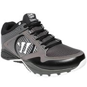 Warrior Siege Mens Training Shoe - Black; 7.0