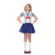 Kids Stars and Stripes Sailor Costume by Spirit Halloween
