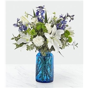 FTD Healing Love Bouquet- VASE INCLUDED