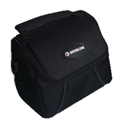 Digpro Compact Fit Design Deluxe Gadget Bag for Cameras/Camcorders Black DP38-BDG