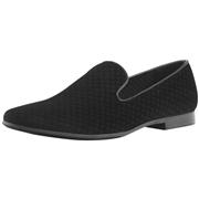 Giorgio Brutini Mens Cloak Velvet Smoking Loafers Shoes - Black - 13 D M US