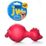 Ruffians Rubber Toy Chicken Jw Toy Ruffians Chicken