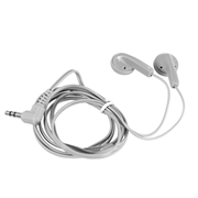 MGear 970109826M Wired Headphones in Gray, Silver/gray