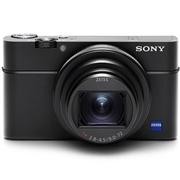 Sony - RX100 VI 21.0-Megapixel Digital Camera - Black