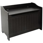 Catskill Black Storage Chest/Bench
