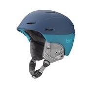 Bolle Millennium Soft Blue and Green 58-61cm Millennium Ski Helmet