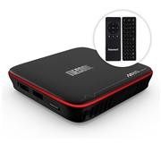 24 geekbuy Bundle MECOOL M8S PRO W Android 7.1 2GB/16GB KODI 17.3 Amlogic S905W TV BOX WIFI LAN HDTV + Tronsmart English Air Mouse