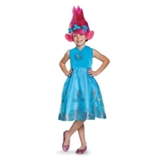 DISGUISE Kids Poppy Costume - Trolls by Spirit Halloween