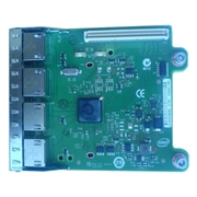 Dell Intel Ethernet I350 QP 1Gb Server Adapter, Network Daughter Card, Customer Installation