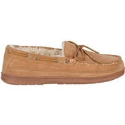 Mens Sperry Shearling Cup Sole Slipper Cinnamon, Size 12