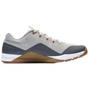 Nike Metcon Repper DSX Mens Training Shoes - Pale Grey/Metallic Silver/Brown; 9.0; Gray
