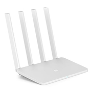Original Xiaomi Mi 3A WiFi Router 64MB 1167Mbps 2.4GHz 5GHz Dual Band With 4 Antennas - White