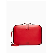 Calvin Klein pebble laptop bag
