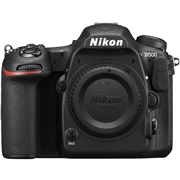 Nikon D500 20.9 MP CMOS DX Format Digital SLR Camera with 4K Video Body